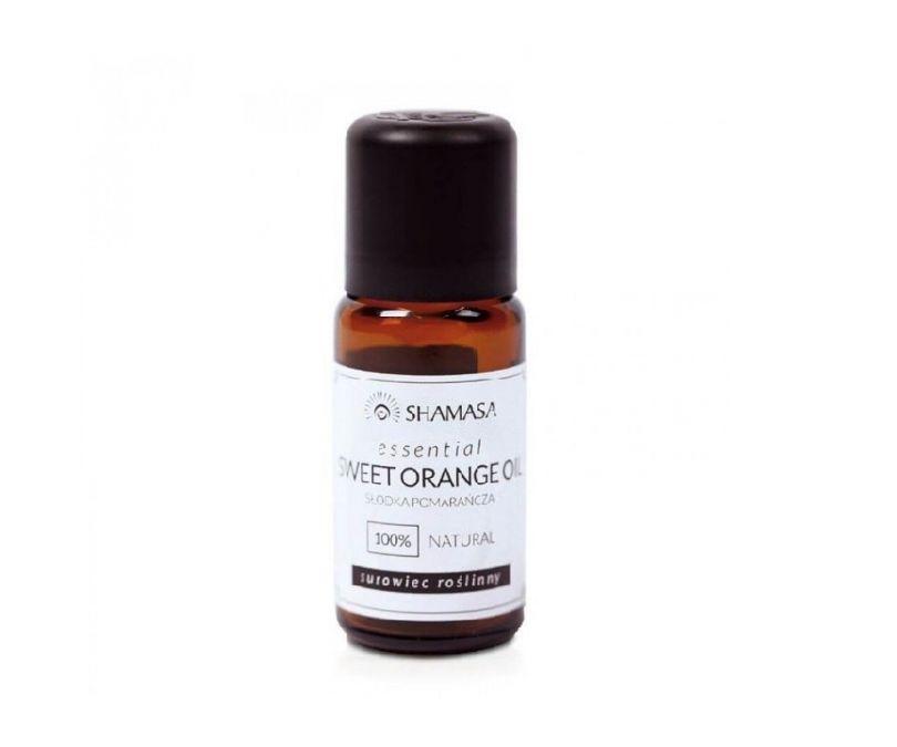SHAMASA Esencja ze Słodkiej Pomarańczy 100% naturalny olejek 15ml
